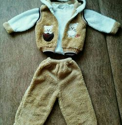 Baby & kids suit new