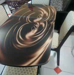 Πίνακας συρόμενη γυάλινη εκτύπωση φωτογραφιών COFFEE FROM TXM