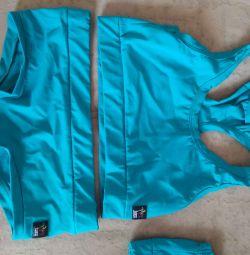 Κοστούμια για αθλητικό εξωτικό πόλο χορού