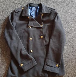 The coat is man's, Urgently 52r-54r