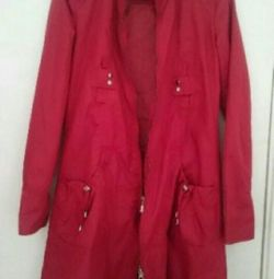 Women's raincoat 40