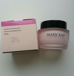 New intensively moisturizing cream Mary Kay