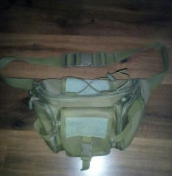 I will sell a bag on a belt (military)