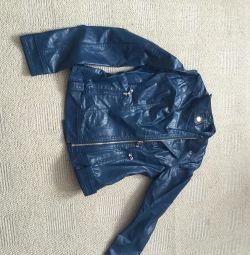 Куртка р.46 синя