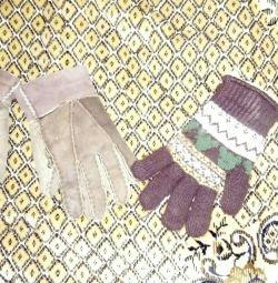 Χειμερινά γάντια για παιδιά