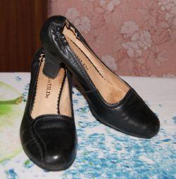 Shoes clotilde (genuine leather) p.37