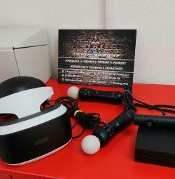 Kiralık PS VR kask + DİSKLER