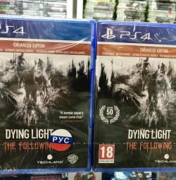 Dying Light The Following PS4 ps 4