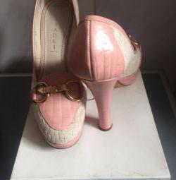CASADEI παπούτσια 39 φορές. Ιταλία