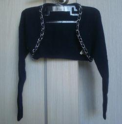 Tricotate Bolero (capete) Gaialuna și să fie prea