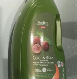 Concentrate for washing colored linen 1500 ml