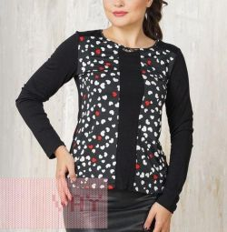 Women's blouse 48r