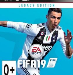 Play on PS3 FIFA 19