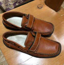 Junet loafer'lar