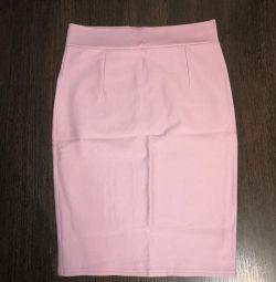 Бандажная юбка 42 р
