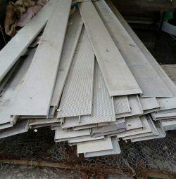 Reechniy plafon aluminiu