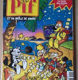 Σπάνια Super Piff, Super PIF.