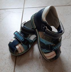 Sandale ortopedice 22p