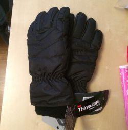 Новые мужские перчатки Outventure
