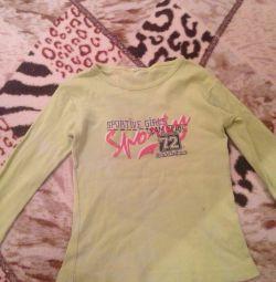 Μπλουζάκι για ένα κορίτσι
