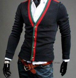 Men's cardigan