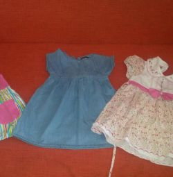 Dresses (package), 86-92