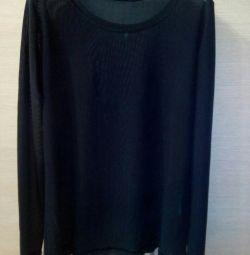 Блуза сетка 50