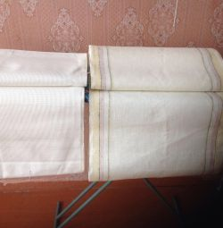 Fabric towel and wafer linen by the meter