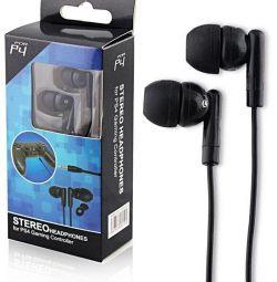 Ακουστικό καλώδιο Dobe (PS4)