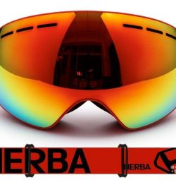 Ski goggles / mask for snowboard Herba E005