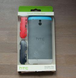 Новый чехол для HTC one mini