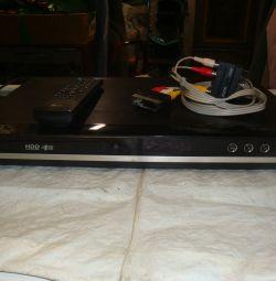 DVD/HDD-рекордер LG HDR-878 - hdd - 160gb