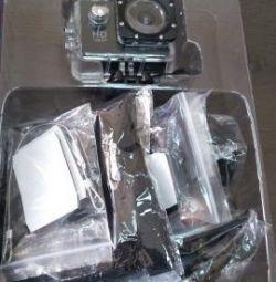 Δράση Κάμερα JS4000 με Wi-Fi HD / Μαύρο / Κατάστημα