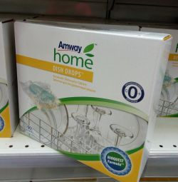 Amway Dishwasher Tablets