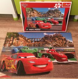 Trefl Cars 260 parts puzzle