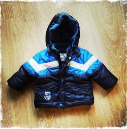 Jacket winter Mothercare for 6-9 months
