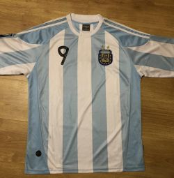 Argentina national team t-shirt, size 56-58