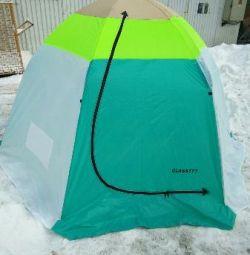 Зимняя палатка 2 х местная Доставка