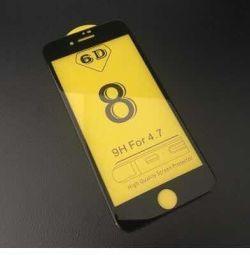IPhone 7/8 Güvenlik Camı