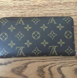 Louis Vuitton Zippy Wallet Purse