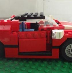 Lego Creator Super Speedster 5867
