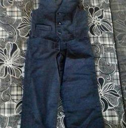 Κοστούμι για νέο αγόρι