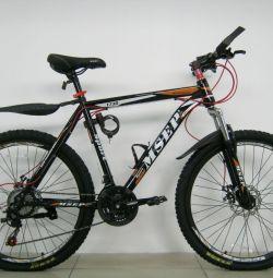 Високий велосипед 21 рама 24 швидкість art3422359