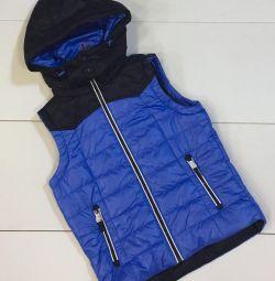 New waistcoat