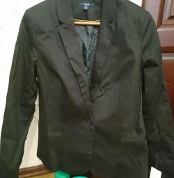 Jacket size 48 cotton France ??