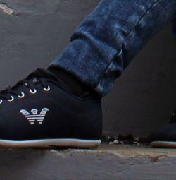Sneakers?
