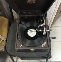 SSCB'nin gramofonu