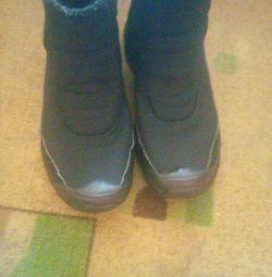 Salamon pentru pantofi joși