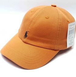 Baseball cap de polo Ralph Lauren (portocaliu)