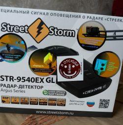 Антирадар в комплекте STR-9540EX GL на запчасти